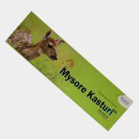 عود خوشبو کننده فلوریش Flouish مدل دست ساز مشک آهو Mysore Kasturi