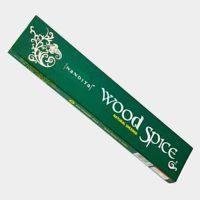 عود خوشبو کننده ناندیتا NaNDITa مدل دست ساز وود اسپایس wood spice