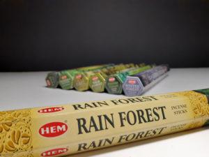 عود جنگل بارانی (رین فارست Rain Forest)