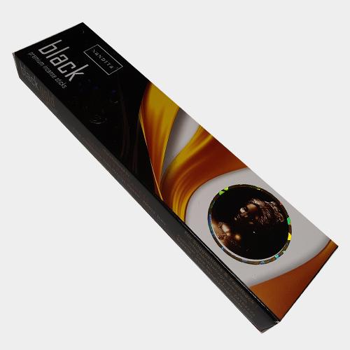 عود خوشبو کننده ناندیتا NaNDITa مدل دست ساز طلای سیاه (قهوه) Black Gold
