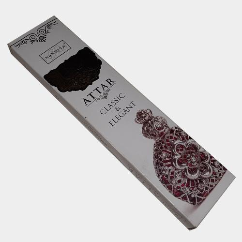 عود خوشبو کننده ناندیتا NaNDITa مدل دست ساز عطری عطار Attar