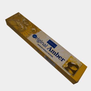 عود خوشبو کننده ناندیتا NaNDITa مدل دست ساز عنبر اصل Original Amber
