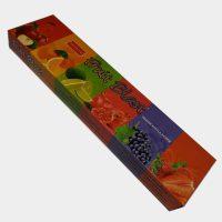 عود خوشبو کننده ناندیتا NaNDITa مدل دست ساز فروت بلست (هفت میوه) Fruit blast