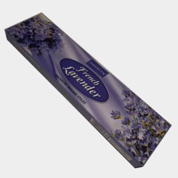 عود خوشبو کننده ناندیتا NaNDITa مدل دست ساز لاوندر فرانسوی (اسطوخودوس فرانسوی) French Lavender