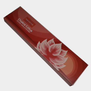 عود خوشبو کننده ناندیتا NaNDITa مدل دست ساز چاکرا لوتوس Chakra Lotus
