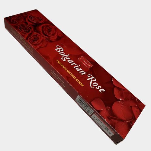 عود خوشبو کننده ناندیتا NaNDITa مدل دست ساز رز بلغاری Bulgarian Rose